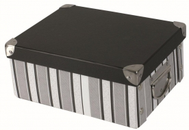 BEAUTY pudełko tekturowe składane z pokrywą 39x28x19cm