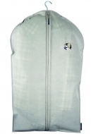 TRAVEL pokrowiec na ubrania 60x100cm grey