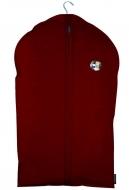 TRAVEL pokrowiec na ubrania 60x100cm red