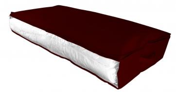 COMFORT pokrowiec do przechowywania 45x100cm red