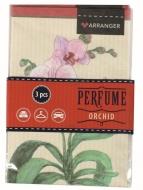 PERFUME Zestaw 3 saszetek zapachowych do szuflad, mix