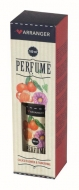 PERFUME Spray w szklanej buteleczce 100ml, calico flower & tangerine