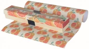 PERFUME Zestaw 6 arkuszy papieru zapachowego  40x60cm, pink grapefruit