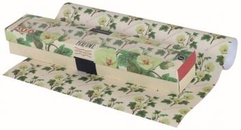 PERFUME Zestaw 6 arkuszy papieru zapachowego  40x60cm, cotton blossom