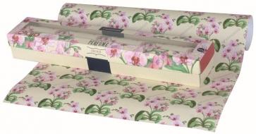 PERFUME Zestaw 6 arkuszy papieru zapachowego  40x60cm, orchid